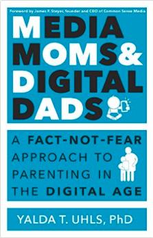 parenting books - media moms and digital dads