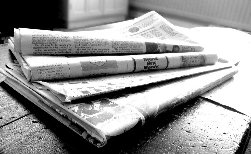 A Mom's Best App For Reading The News
