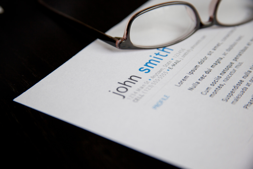 Let's Build Your Resume At BlogHer16